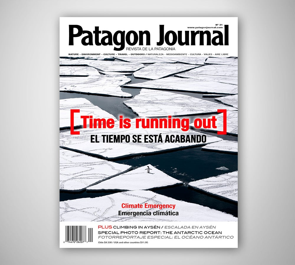 Image of Patagon Journal #21
