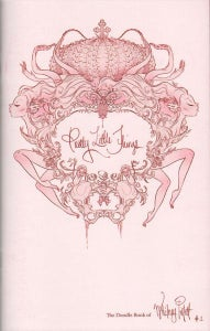 Image of Pretty Little Things: The Doodle Book of Whitney Pollett
