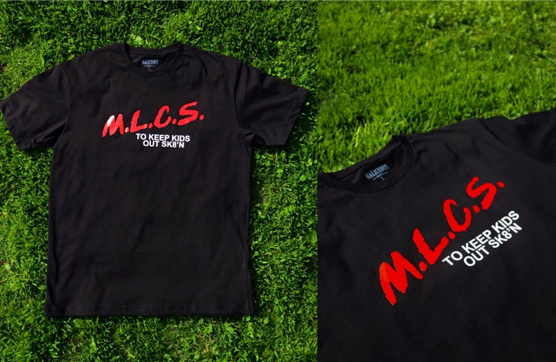 """Image of MLCS co. """"DARE"""" Short Sleeve t-shirt"""