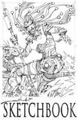 Image of Sketchbook 2009.02 by Walt Simonson