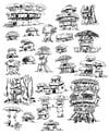 Chris Schweizer ‧ Sketchbooks