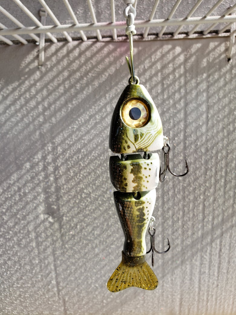 Image of 5 inch Stubby. Bass.