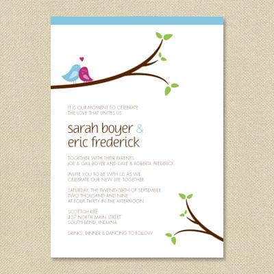 Jess Creates Wedding Invitations Custom Stationery Event