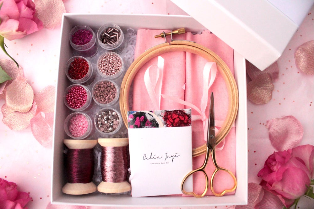 Image of The Rose Bead Box
