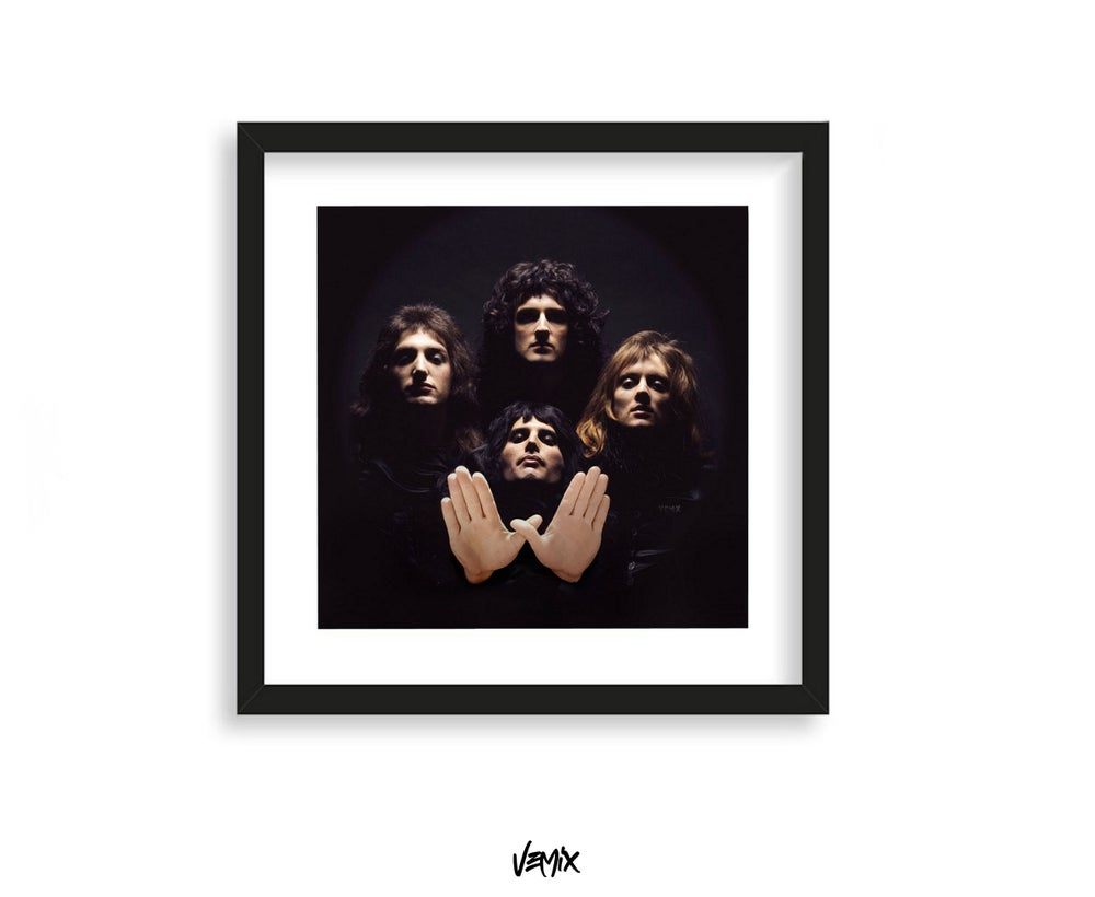Image of Killer Queen Bees - Print