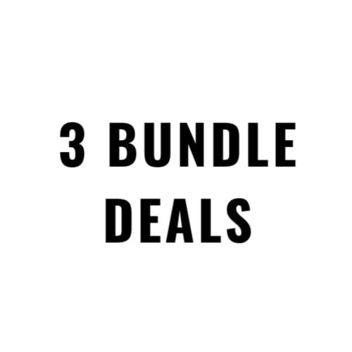 Image of 3 Bundle Deals