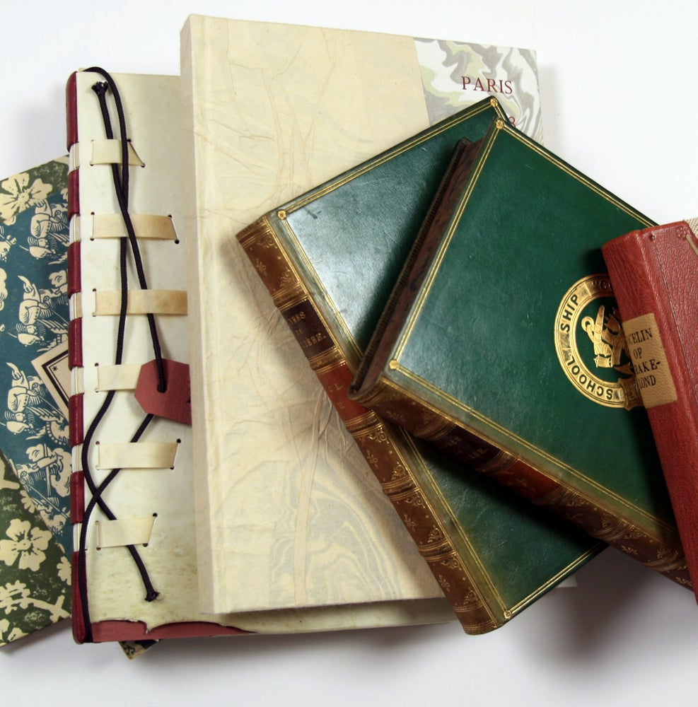 Image of The Alchemy of Bookbinding: Introduction to the Courses