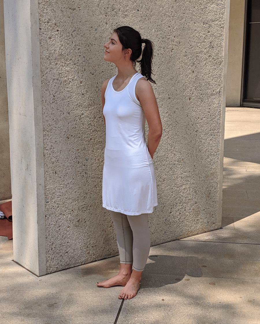 Image of Body Tank Dress
