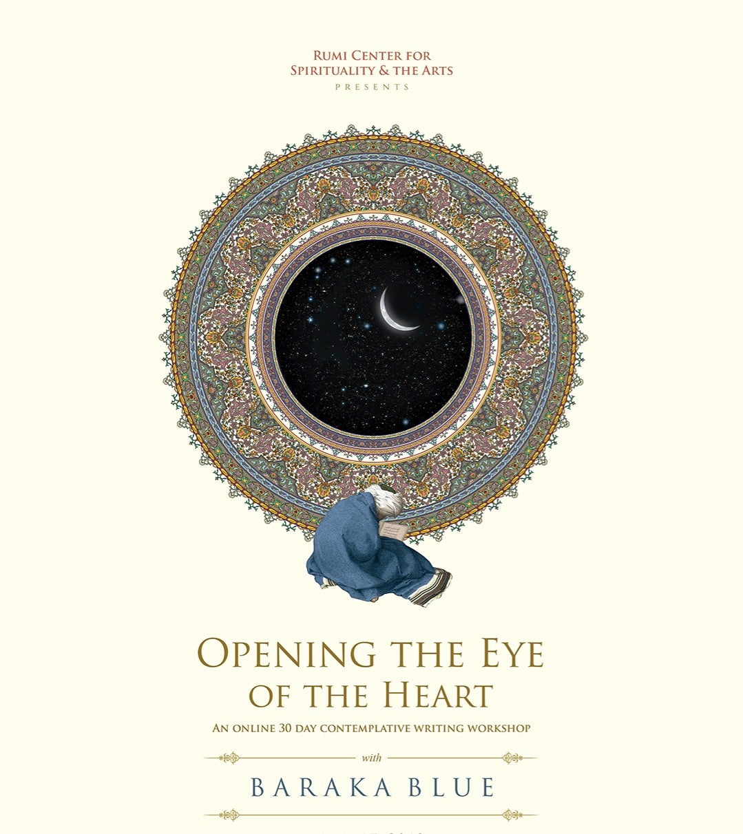 Image of Opening the Eye of the Heart 8.2020