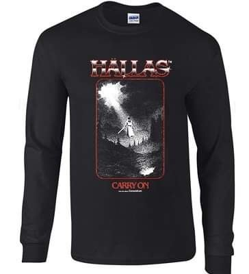 CARRY ON LONGSLEEVE SHIRT