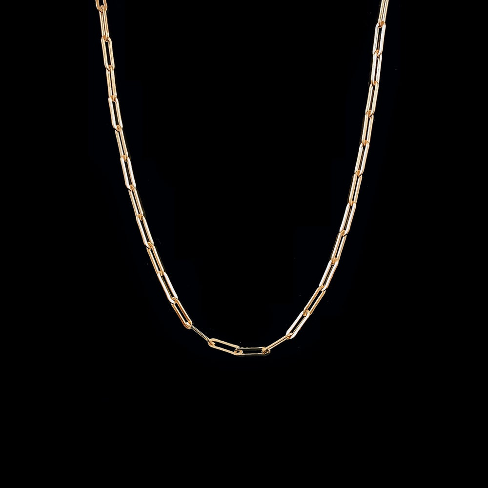 Image of Yola Necklace / 24k gold-coated silver