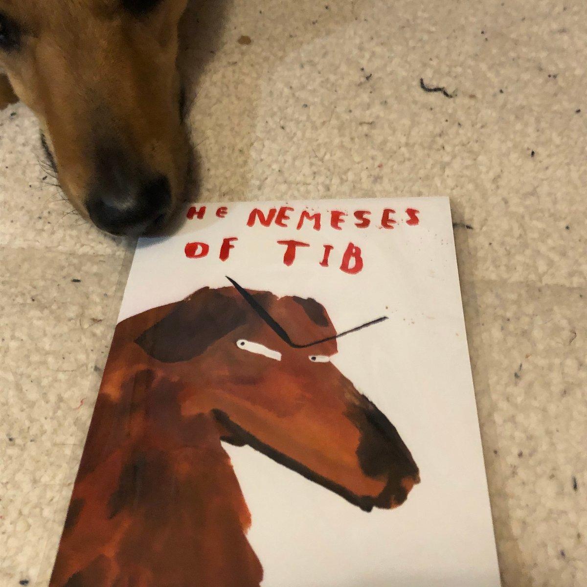 The Nemeses of Tib (comic)