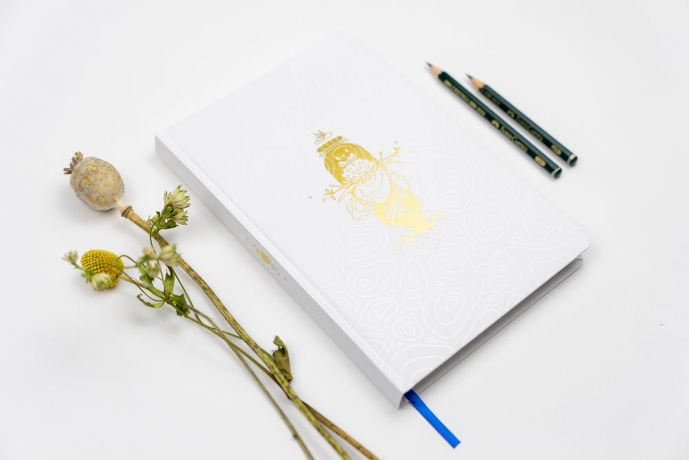 Image of Notebook Numbered Edition & Bookmarks Set