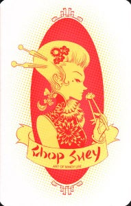 Image of Chop Suey: The Art of Mindy Lee