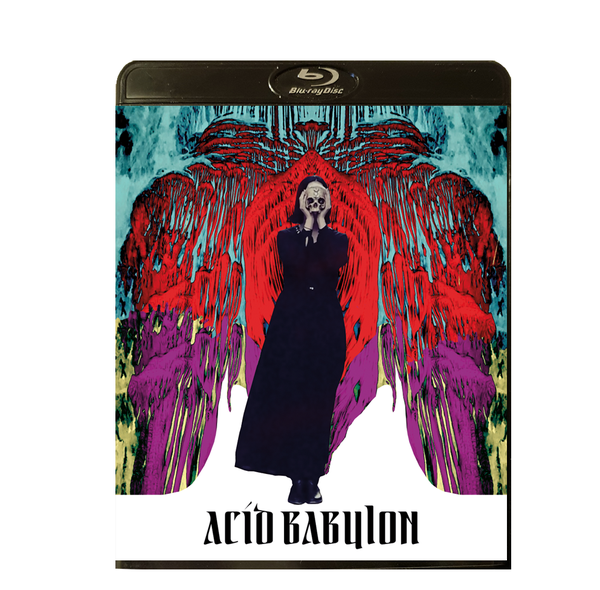 Image of ACID BABYLON, BLU-RAY-R + DVD (HD COLLECTION, DESIGN A) SIGNED AND STAMPED, LIMITED 50