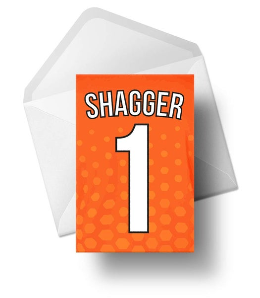 Image of SHAGGER - Valentine's Card
