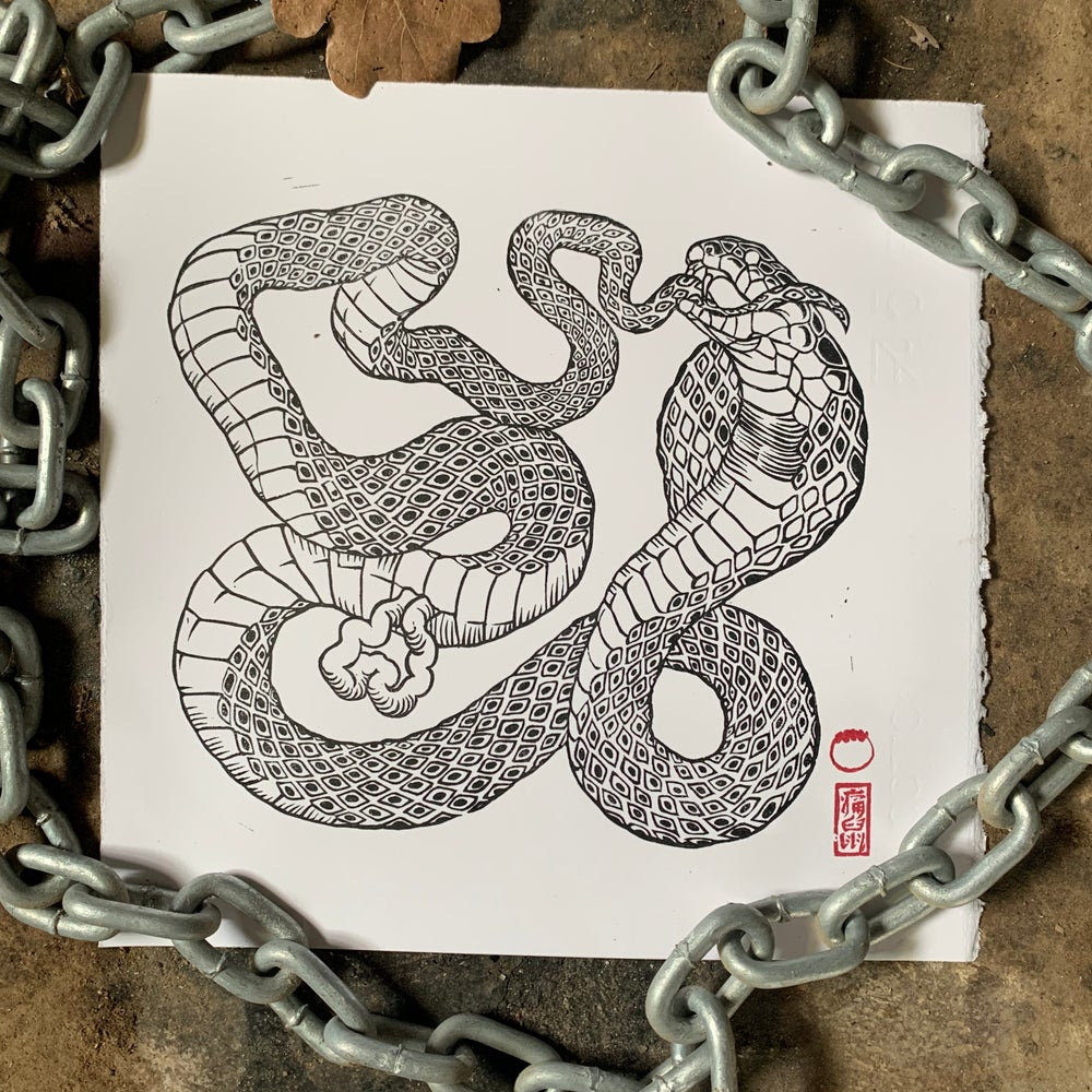 Image of Oracle ouroboros