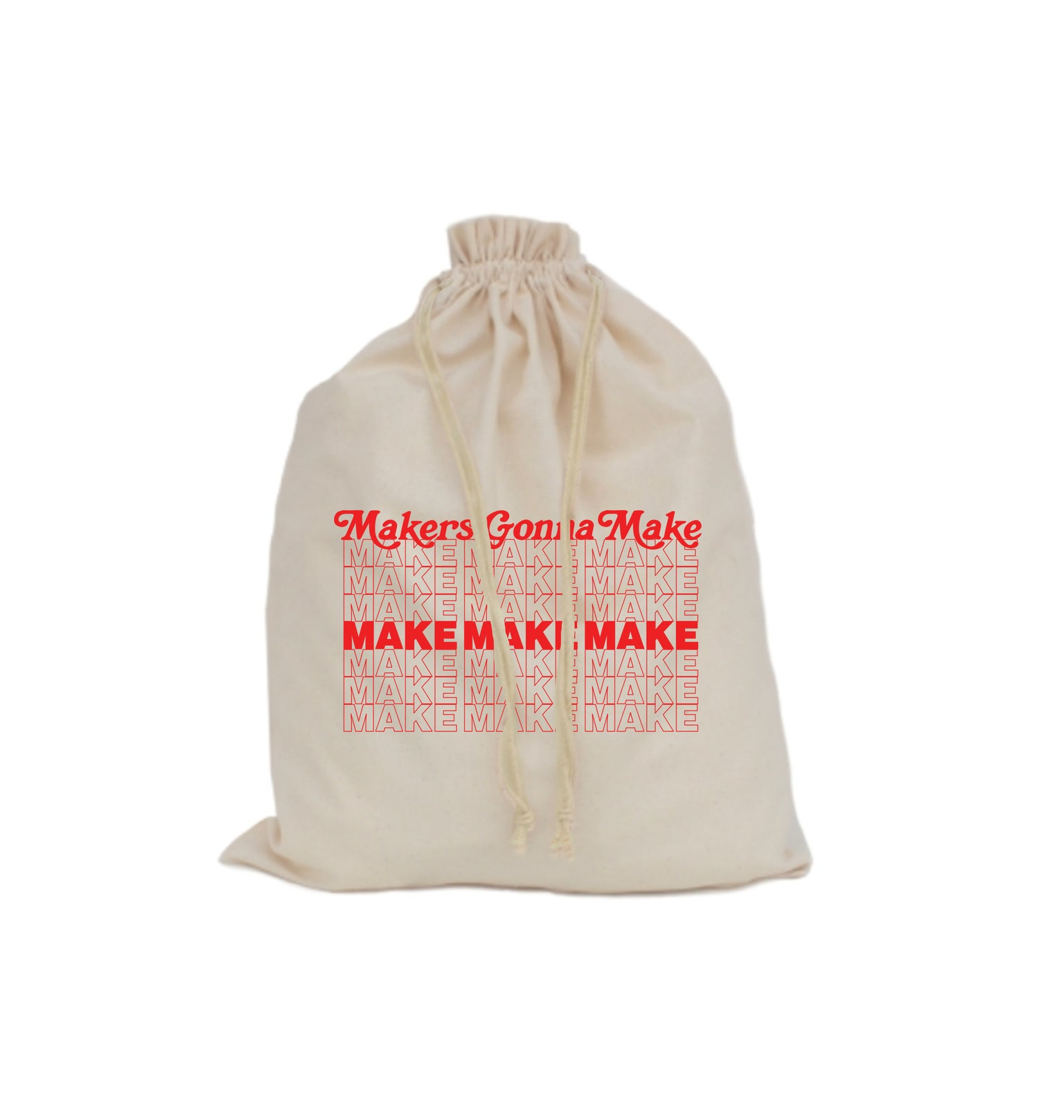 Image of Organic Makers Gonna Make Project Bag