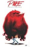 P.Wee sketchbook by Paul Wee