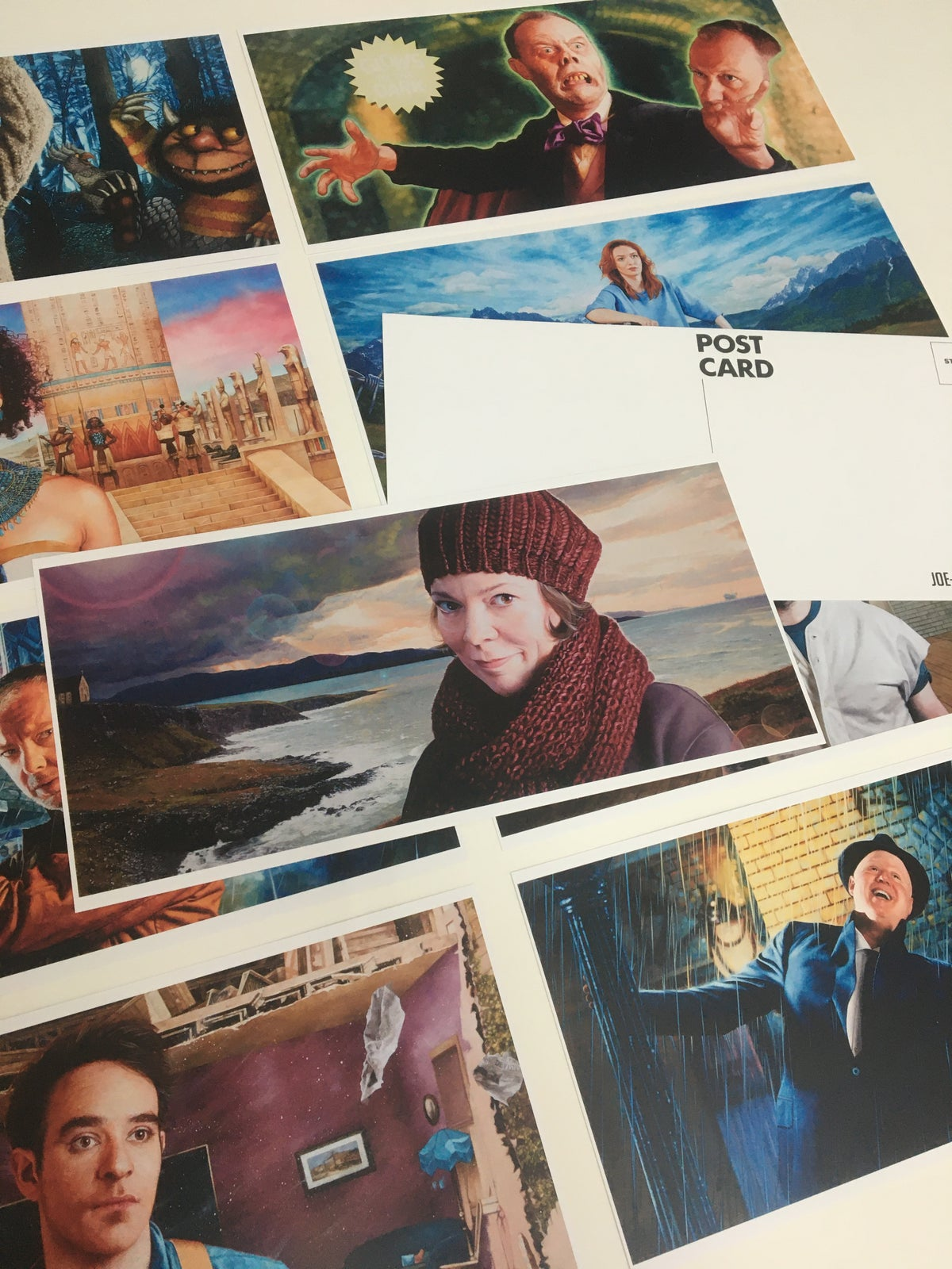 ACT Oversized Postcards - Set of 10