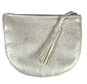 Image of LINDA Ausgehportemonnaie   silver