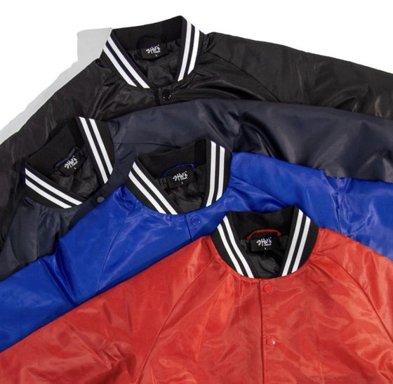 Image of Shaka Bomber Jacket