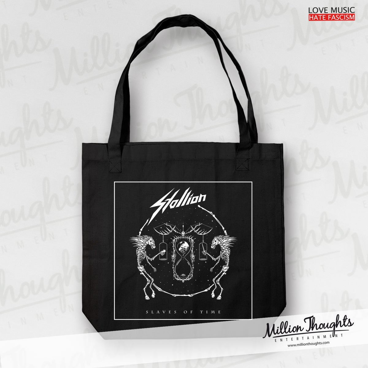 Slaves of Time - Totebag