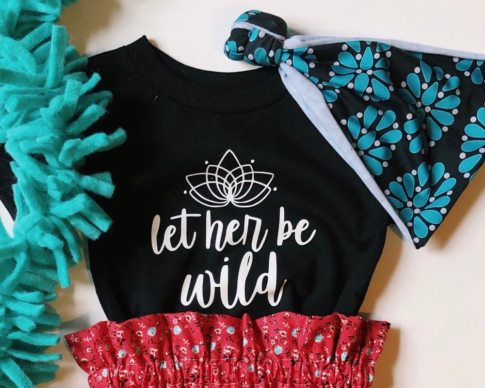 Image of Let Her Be Wild Tee