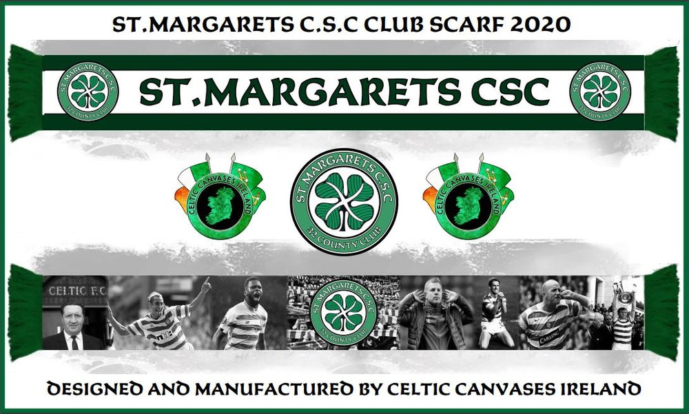 St.Margarets C.S.C CLUB SCARF 2020