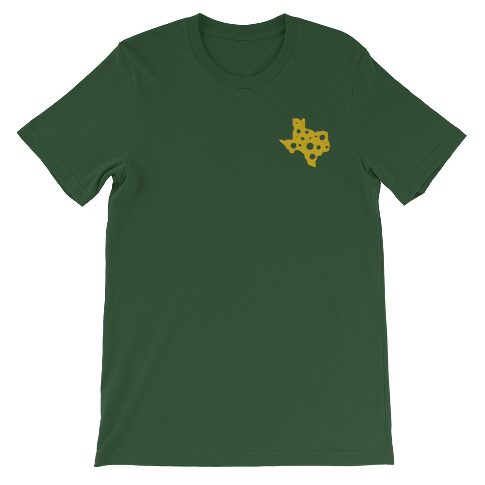 Image of TEXAS CHEESE EMBROIDERED T
