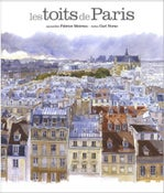 Image of Toits de Paris by Fabrice Moreau And Carl Norac