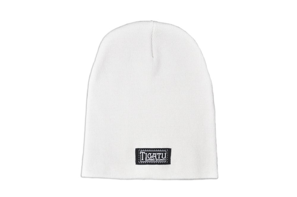 Image of Trailhead Beanie - White
