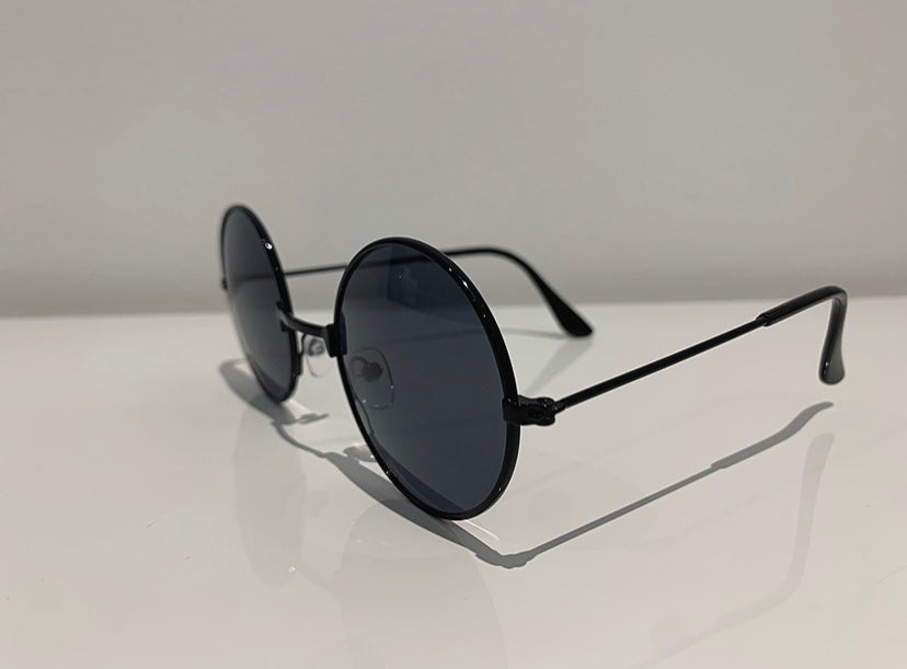 Image of Circle Sunglasses