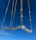 Birth Sign Necklaces