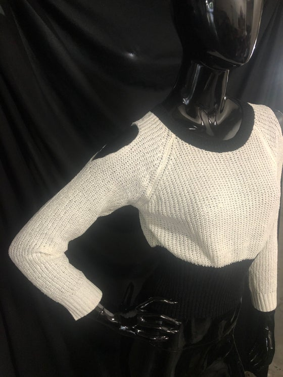 Image of MC Half sweater