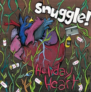 Image of Snuggle! ‎– Holiday Heart 12""