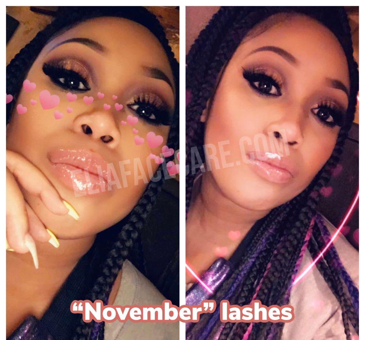"""Image of """"November"""" lashes"""
