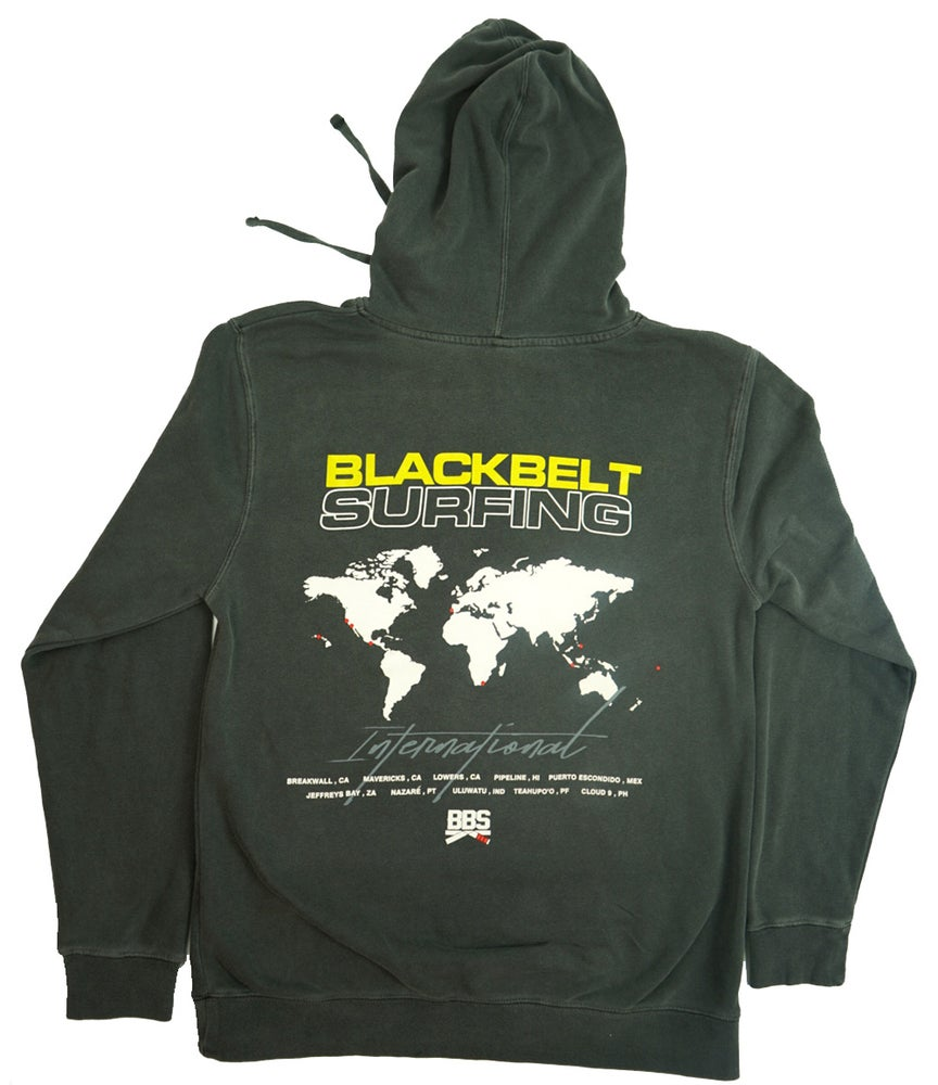 Image of International Hoodie - Volt Colorway