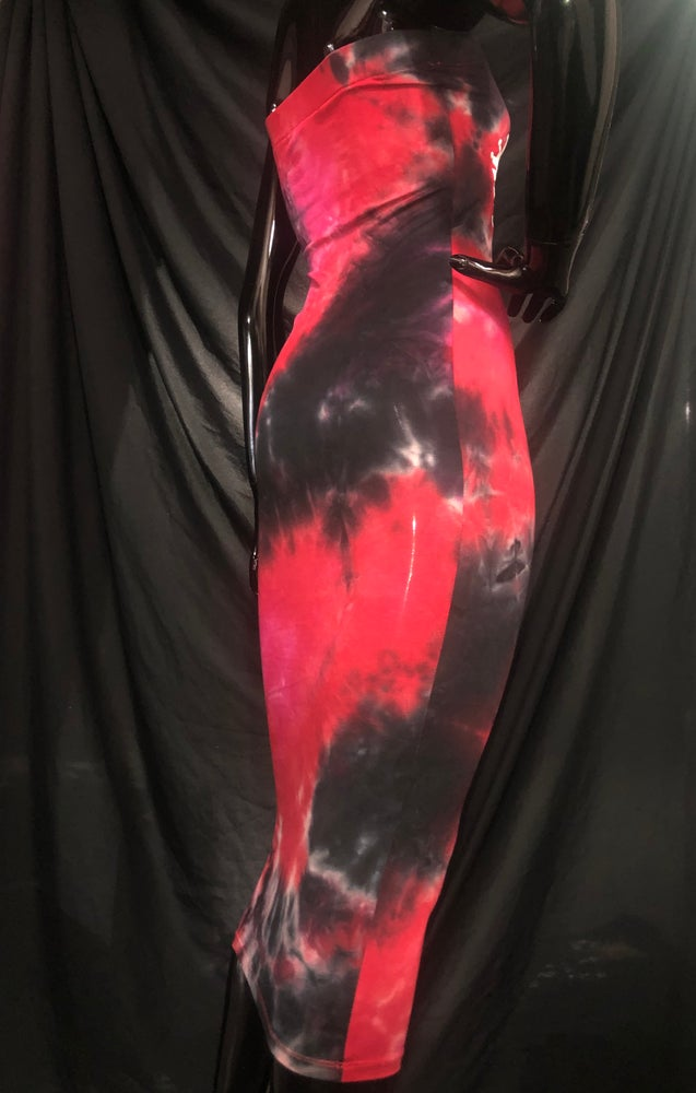 Image of MC Tie Dye Tube Dress