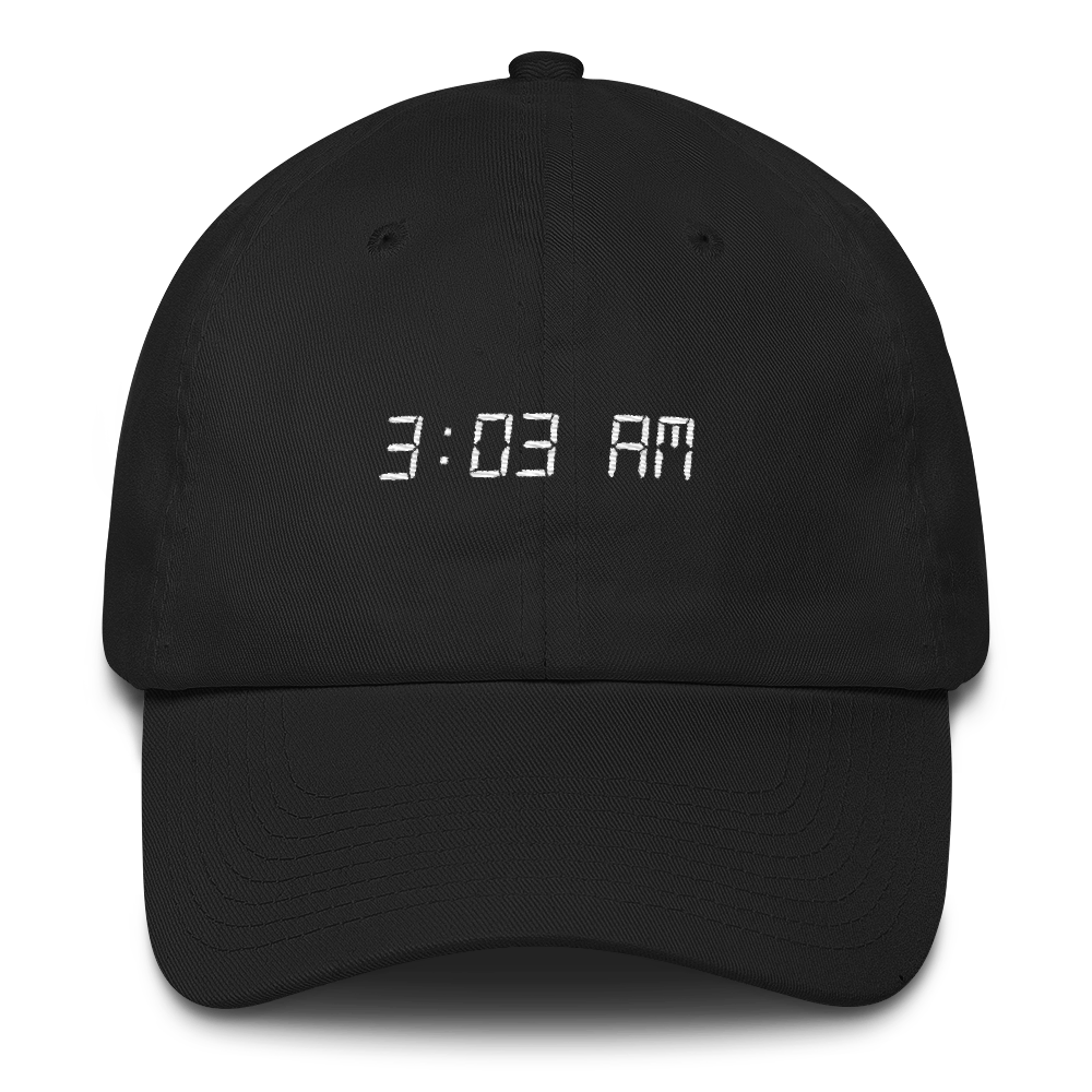 Image of 3:03 AM Hat