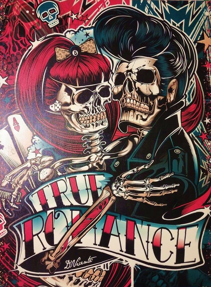 Image of TRUE ROMANCE - UNIQUE COPY