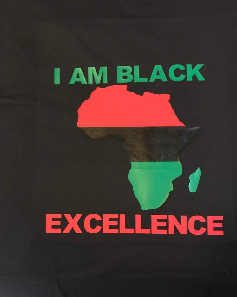 Image of I am Black Excellence