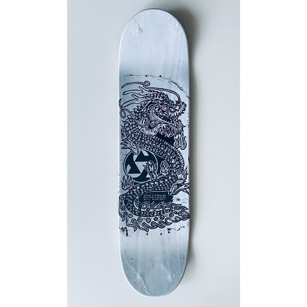 Image of Spectrum Skateboard Co - Bill McRight deck