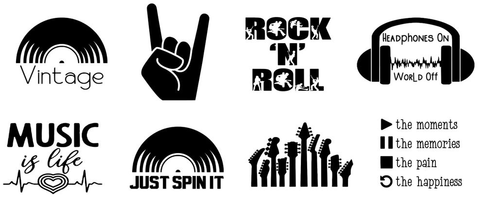 Image of Music Designs Collection