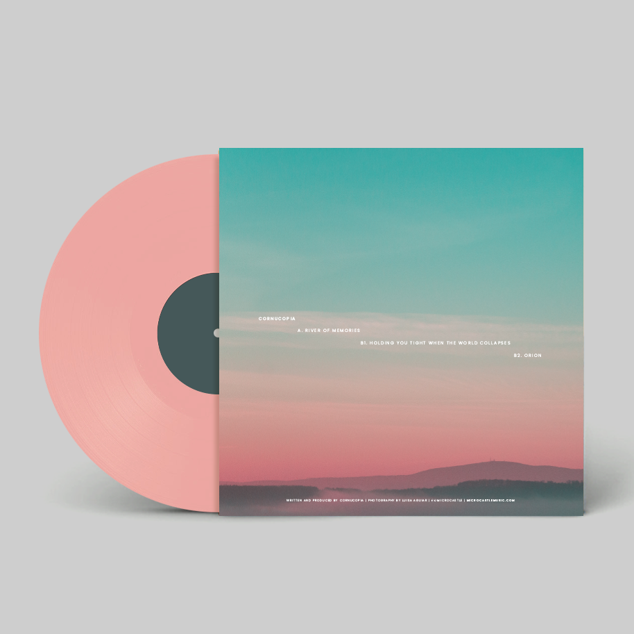 "Image of Cornucopia 'River Of Memories' Ltd. Edition 12"" Pink Vinyl"