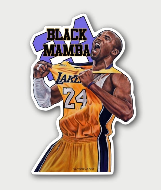 Image of Kobe Black Mamba