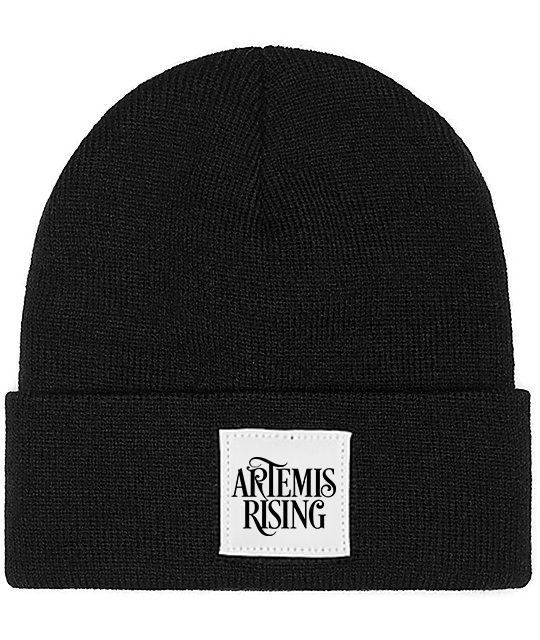 Image of Artemis Rising - Beanie BLACK