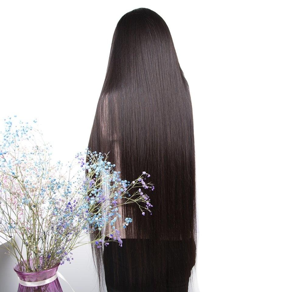 Image of Straight hair 22,24, 26 No closure