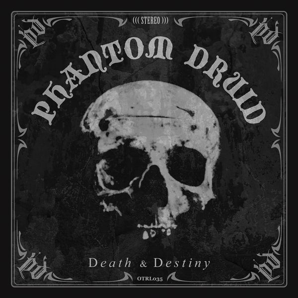 Image of PHANTOM DRUID - Death & Destiny. Jewelcase CD.