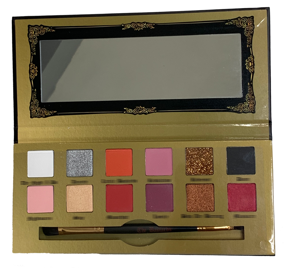 The Bastards Deluxe Makeup Palette